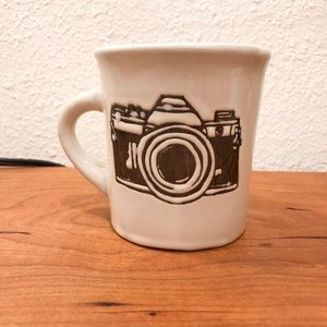 Camera icon Mug by Ore' Originals